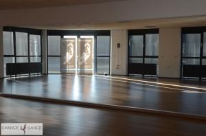 Chance4Dance Dansstudio - Spiegelwand