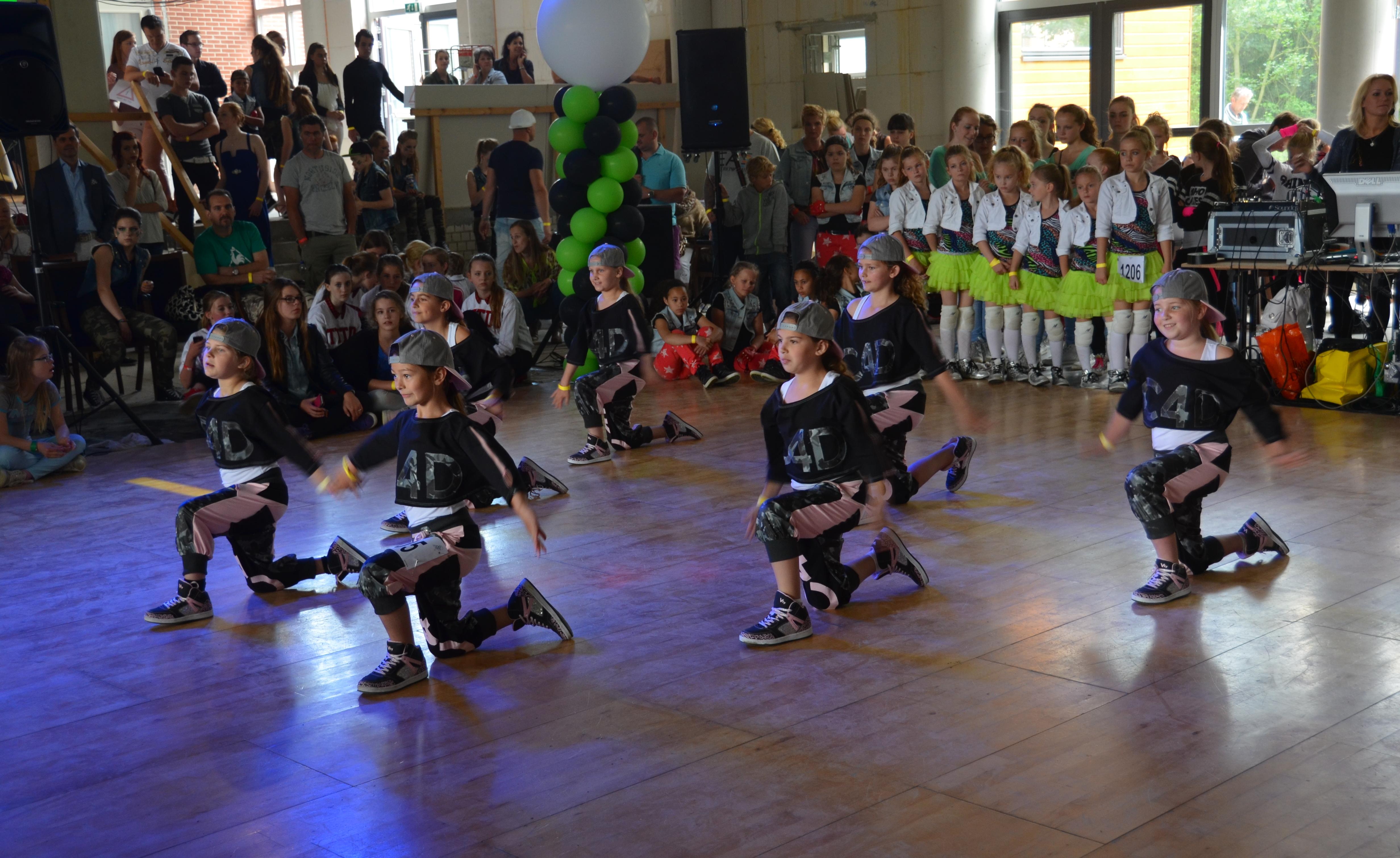 Danswedstrijden