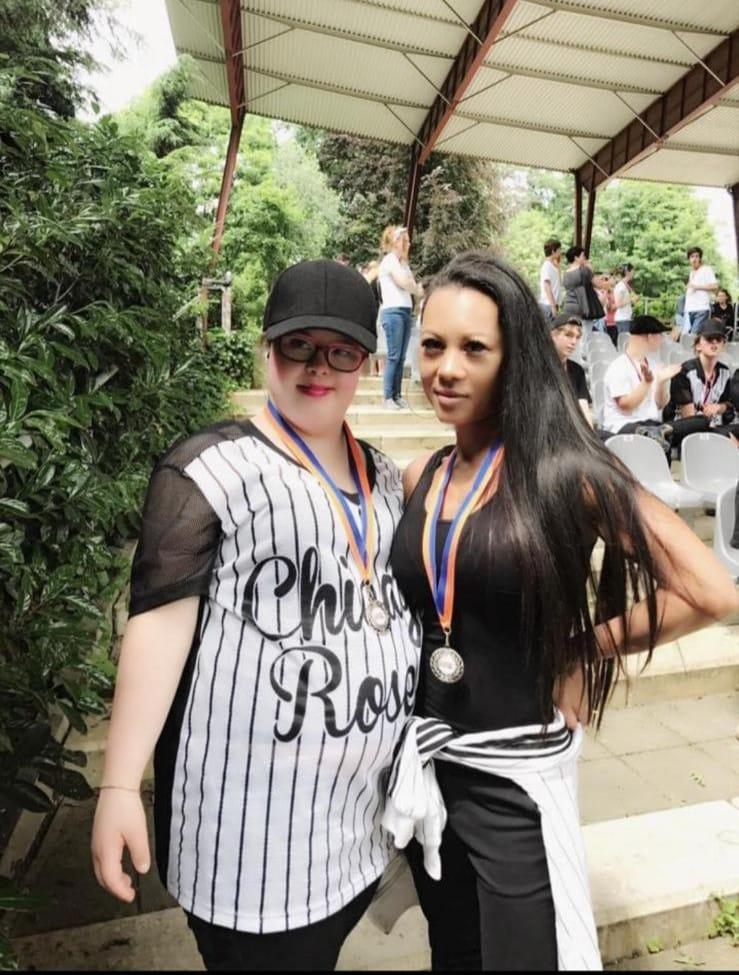 Danslessen bij Chance4Dance voor mensen met een beperking